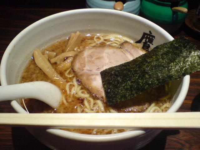 高田馬場『麺屋武蔵鷹虎』