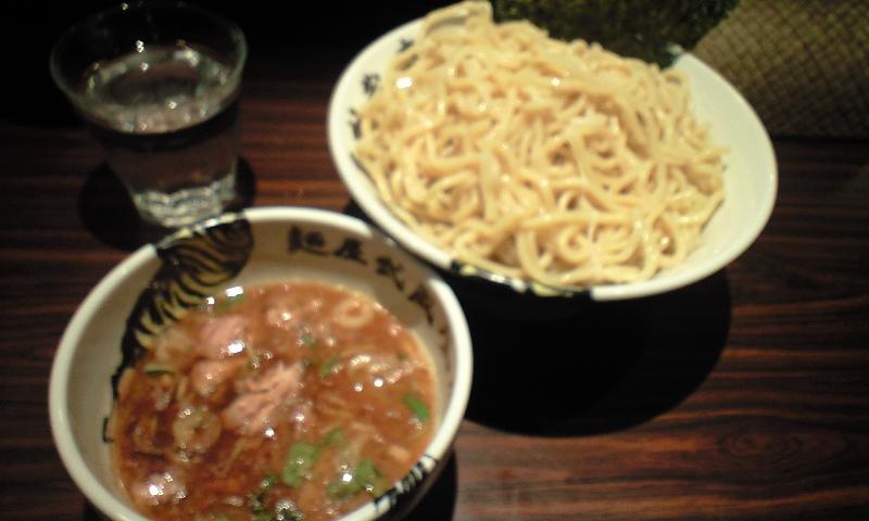 高田馬場・麺屋武蔵鷹虎