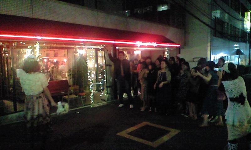 池田さんの結婚パーティー