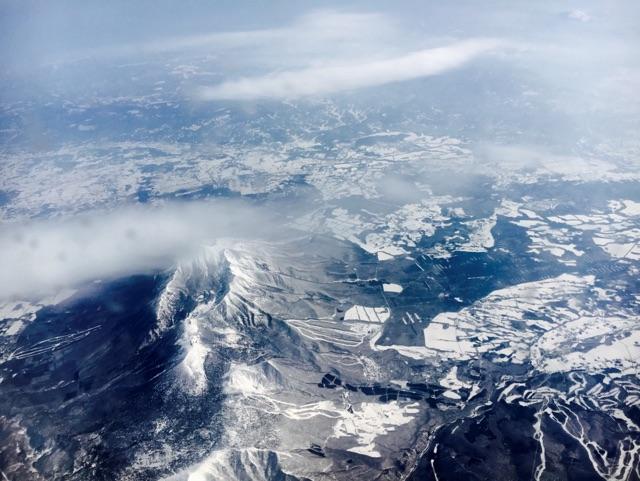 北海道への旅
