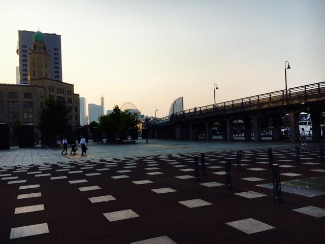 横浜みなとみらい散歩①